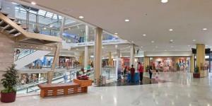 Las Arenas shoppingcenter in Las Palmas