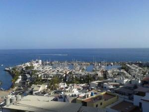 Puerto de Mogan op Gran Canaria