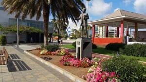 Santa Catalina park in Las Palmas op Gran Canaria