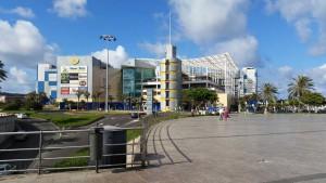 Winkelcentrum El Muelle in Las Palmas