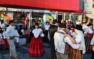 Jaarlijkse feesten in El Tablero