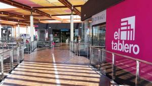 El Tablero winkelcentrum