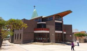 Kerk van El Tablero