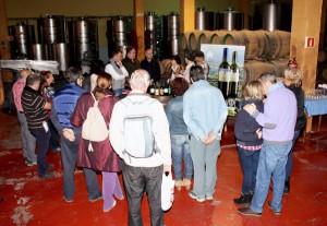Las Tirajanas wine tasting