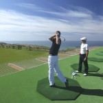 Golf at Maspalomas in Gran Canaria