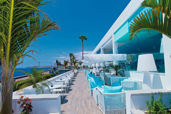 Beautiful hotels in Maspalomas and Meloneras on Gran Canaria