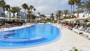 Hotels met openluchtzwembad in Maspalomas